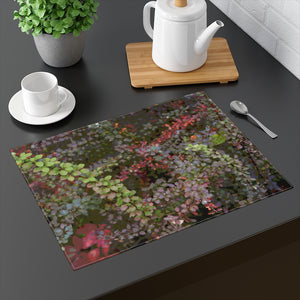 Fall Placemat - Kindred Photographic Designs by Kindred Photography LLC