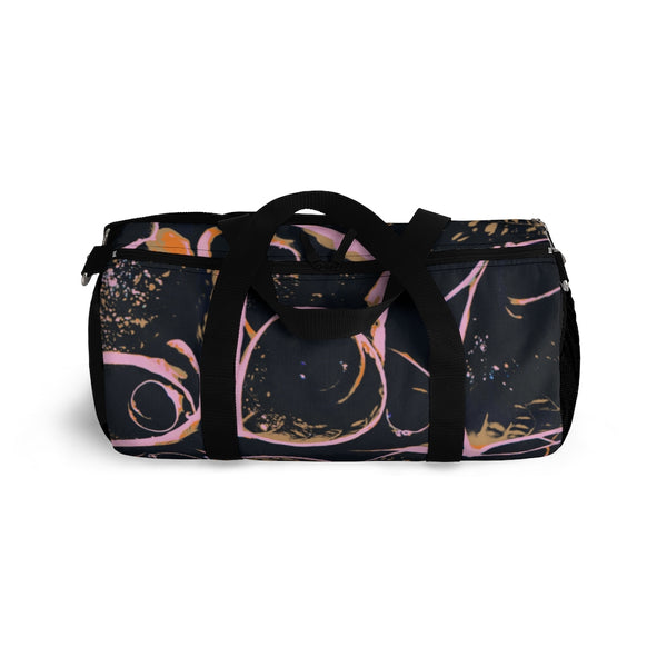 Duffel Bag in Electric Pink Hasta - Kindred Photographic Designs by Kindred Photography LLC