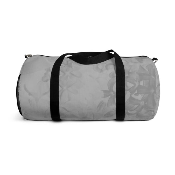 Duffel Bag in Grey Lilac - Kindred Photographic Designs by Kindred Photography LLC