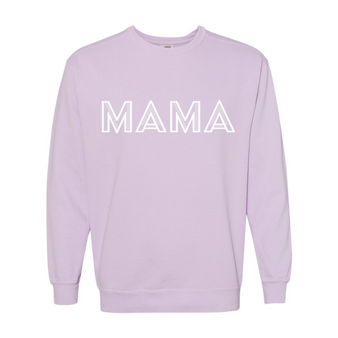 Mama Fleece Crew - Kindred Photographic Designs by Kindred Photography LLC