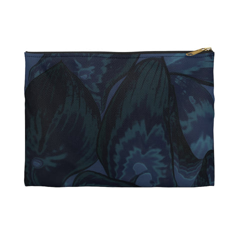 Accessory Pouch in Navy Hasta - Kindred Photographic Designs by Kindred Photography LLC