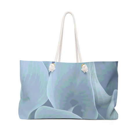 Weekender Bag in Aqua - Kindred Photographic Designs by Kindred Photography LLC