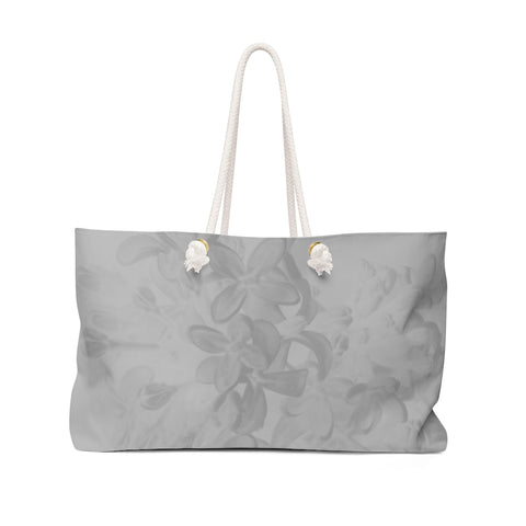 Weekender Bag in Grey Lilac - Kindred Photographic Designs by Kindred Photography LLC