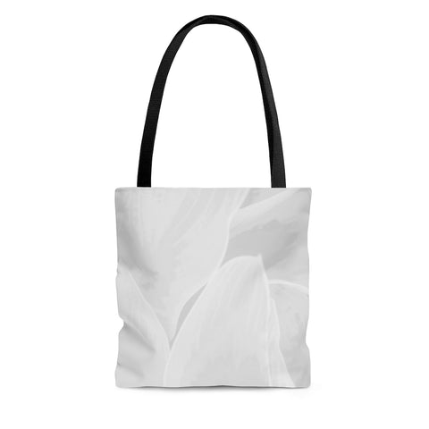 Tote Bag in Grey Hasta - Kindred Photographic Designs by Kindred Photography LLC