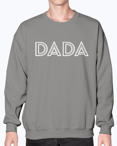 DADA Fleece Crew - Kindred Photographic Designs by Kindred Photography LLC