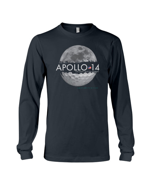 Apollo FOREteen Long Sleeve T-Shirt - Kindred Photographic Designs by Kindred Photography LLC
