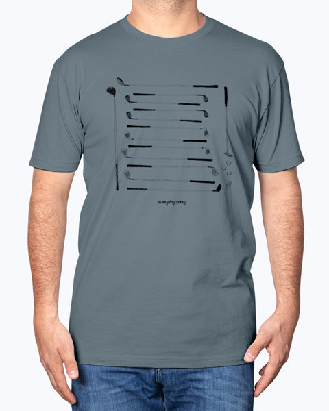 EDC (Everyday Carry) T Shirt - Kindred Photographic Designs by Kindred Photography LLC
