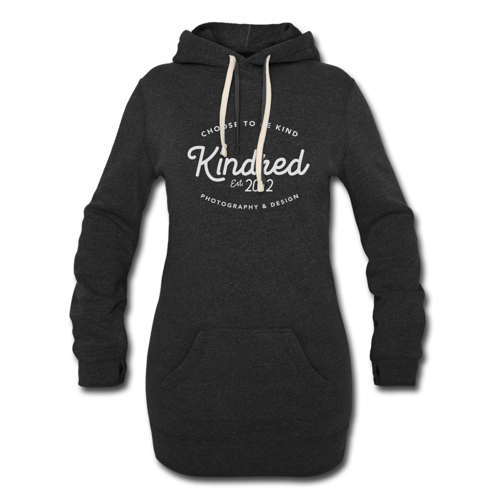 Choose to be Kind Women's Hoodie Dress - Kindred Photographic Designs by Kindred Photography LLC