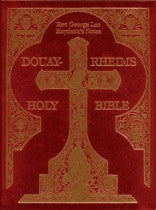 Haydock Douay-Rheims Bible