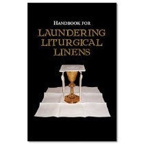 Handbook for Laundering Liturgical Linens