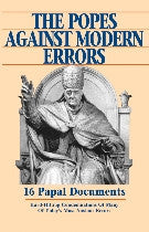 Popes Against Modern Errors, The