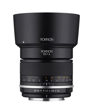 85mm F1.4 SERIES II High Speed Full Frame