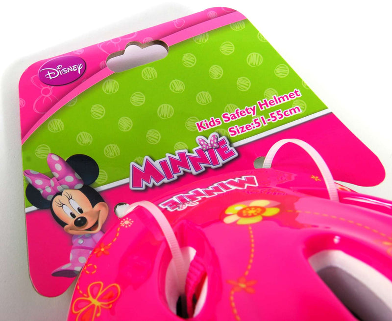 Disney Minnie Bow-Tique Fietshelm | Skatehelm 51-55 cm