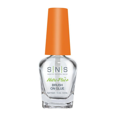 SNS Brush On Glue - Dipping Essential 0.5oz