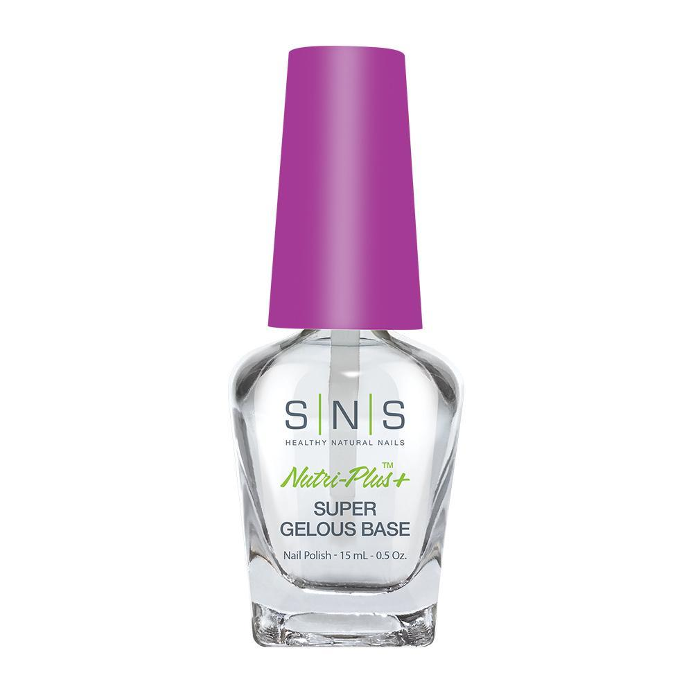 SNS Gelous Base - Dipping Essential 0.5oz