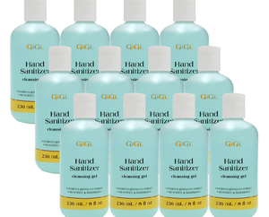 12 GiGi Hand Sanitizers 8 oz