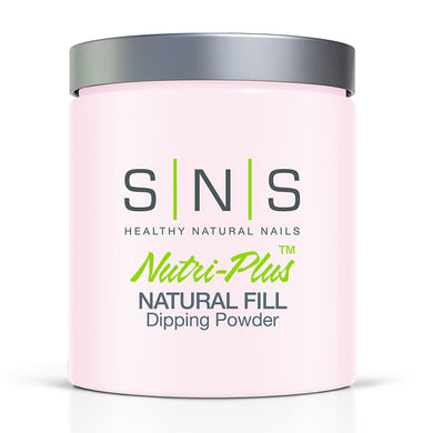 SNS Natural Fill Dipping Power Pink & White - 16oz