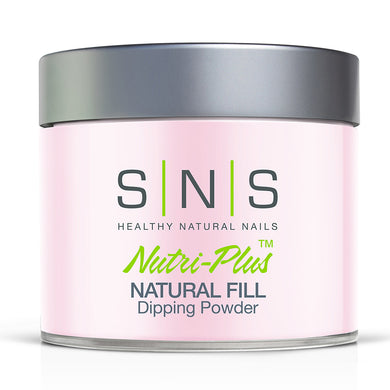 SNS Natural Fill Dipping Power Pink & White - 4oz