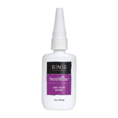SNS Senshine Gelous Base - Dipping Essential 2oz