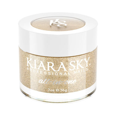 Kiara Sky 5017 DRIPPING IN GOLD - Dipping Powder Color 1oz