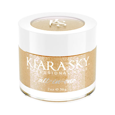 Kiara Sky 5025 CHAMPAGNE TOAST - Dipping Powder Color 1oz