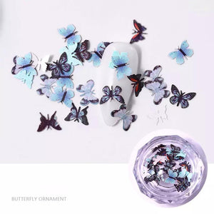 Butterfly Sticker 1