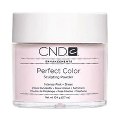 CND Perfect Color Sculpting Powder - Intense Pink Sheer 3.7 oz
