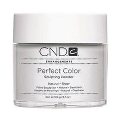 CND Perfect Color Sculpting Powder - Natural Sheer 3.7 oz