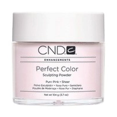 CND Perfect Color Sculpting Powder - Pure Pink Sheer 3.7 oz