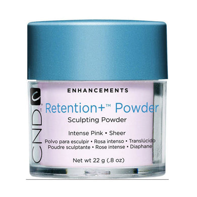 CND - Retention+ Scuplting Powder Intense Pink Sheer 0.8 oz