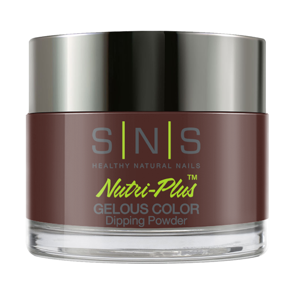 SNS HM29 Rum Raisin - Dipping Powder Color 1oz