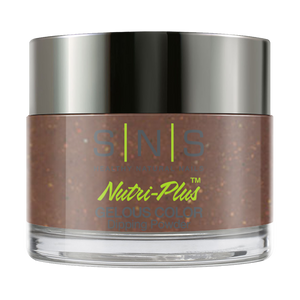 SNS IS13 - Chocolate Fountain - Dipping Powder Color 1oz