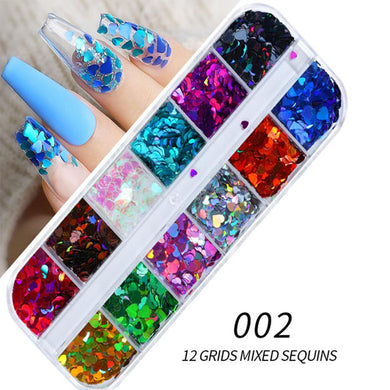 Nail Sequins SP02