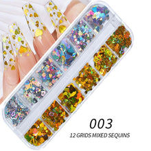 Load image into Gallery viewer, Nail Sequins SP03