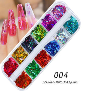 Nail Sequins SP03