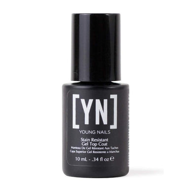 YOUNG NAILS - Gel Top Coat - Stain Resistant