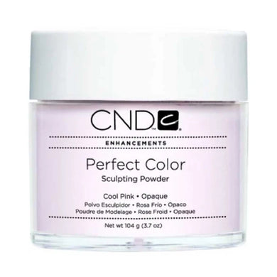 CND Retention + Powder - Perfect-Color-Cool Pink Opaco (3.7 oz)