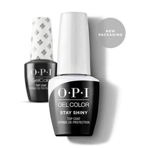 OPI Gel Base & Top - 0.5 oz