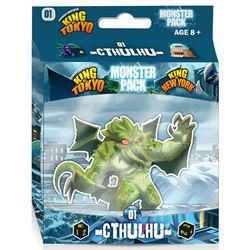 King of Tokyo / King of New York - Cthulhu Monster Pack