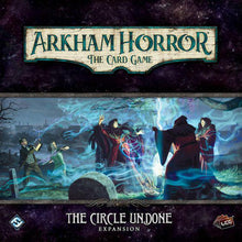 Load image into Gallery viewer, Arkham Horror LCG - The Circle Undone Expansion