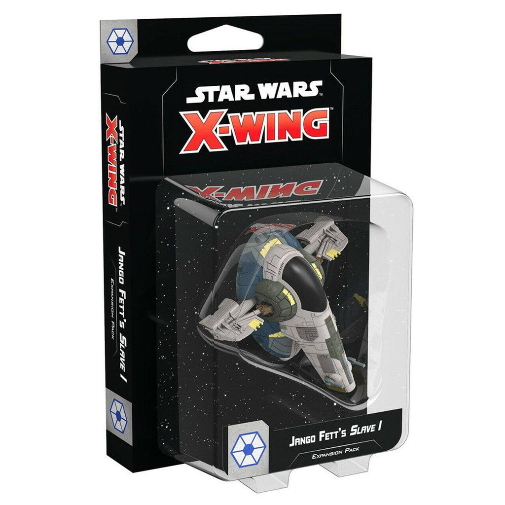 Star Wars X-Wing: 2nd Edition - Jango Fett's Slave I Expansion