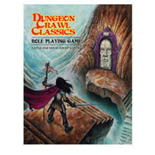 Load image into Gallery viewer, Dungeon Crawl Classsics RPG: Core Book - Softcover Edition