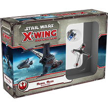 Load image into Gallery viewer, Star Wars X-Wing Miniature Game - Rebel Aces - Star Wars X-Wing 1st Ed