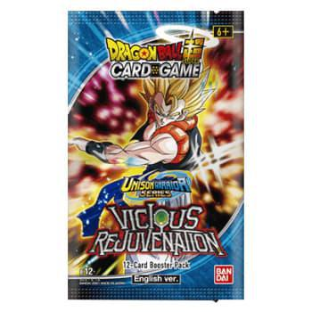 Dragon Ball Super TCG: Unison Warriors Series 3 - Vicious Rejuvenation Booster Pack