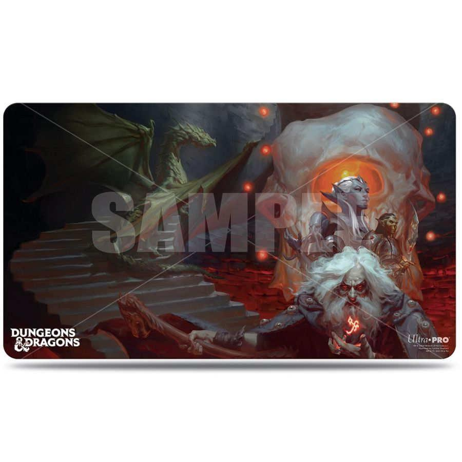 Dungeons & Dragons: Playmats - Book Cover Series - Waterdeep - Dungeon of the Mad Mage