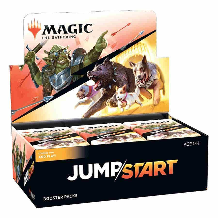 Magic the Gathering: Jumpstart - Booster Box (24)