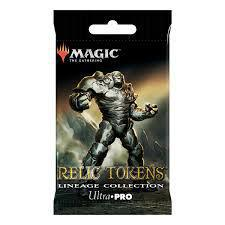 Magic the Gathering - Relic Tokens Lineage Collection