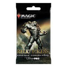 Load image into Gallery viewer, Magic the Gathering - Relic Tokens Lineage Collection
