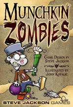 Load image into Gallery viewer, Munchkin - Zombies