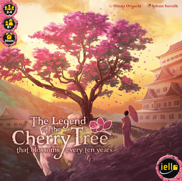 The Legend of the Cherry Tree that Bloomsoms Every Ten Years